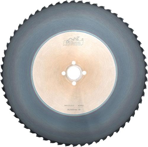 Hoja de sierra circular METAL C con plaquitas de cermet