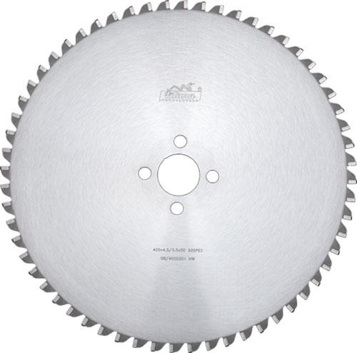 Hoja de sierra circular STANDART con plaquitas de metal duro