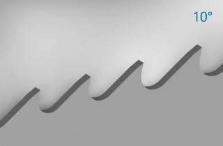 Hoja de sierra de cinta M42 ALUCUT